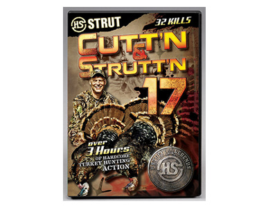 Cutt'n and Strutt'n 17, An HS Strut Turkey Hunting Legacy