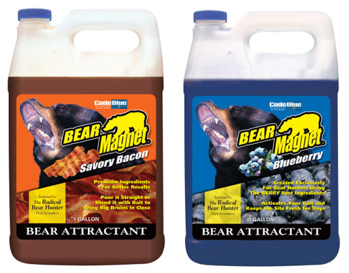 Magnetize Your Bear Bait Sites
