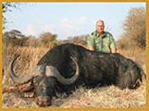 Last Minute Hunt Special for South Africa 2013