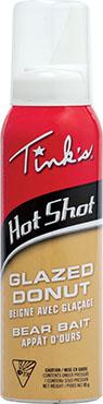Tink's Hot Shot Glazed Donut Bear Mist