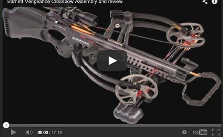 Gear Review: Barnett 'Vengence' Reverse Crossbow