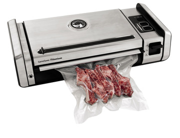 The FoodSaver GameSaver Intros Titanium G800