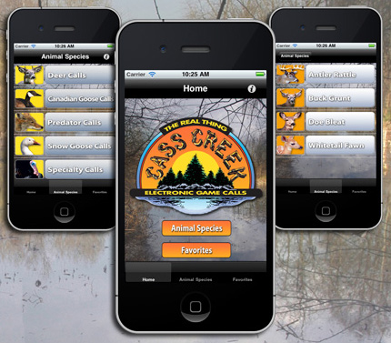 Review: Cass Creek Game Calls For iPhone