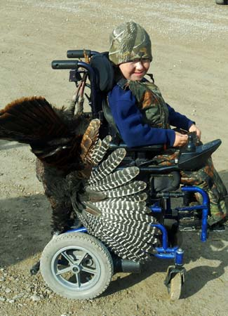 Physically Challenged Bowhunters of America