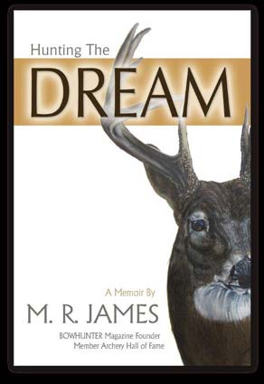Hunting the Dream by M.R. James now Available