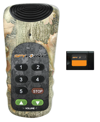 Spypoint offers Universal Game Caller/Wireless Controller
