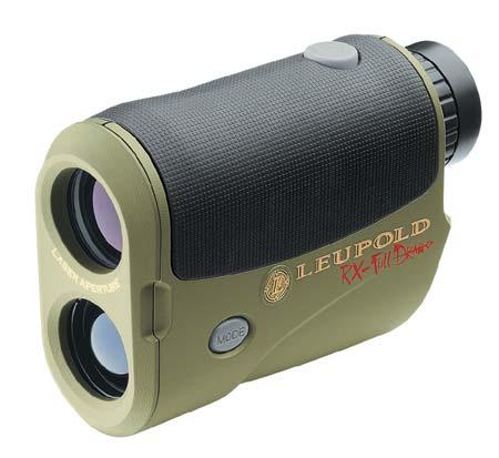 Leupold Expands RX Compact Digital Laser Rangefinder Line