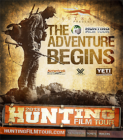 Sitka Gear Titles Hunting Film Tour