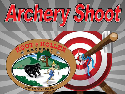 Shreveport Outdoor Hunting Expo: 3D Archery Shoot