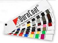 Pick Your Color With DuraCoat Color Sample Chips