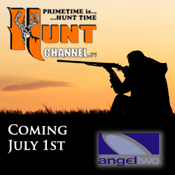 Angel Two combines God and country with HuntChannel.tv