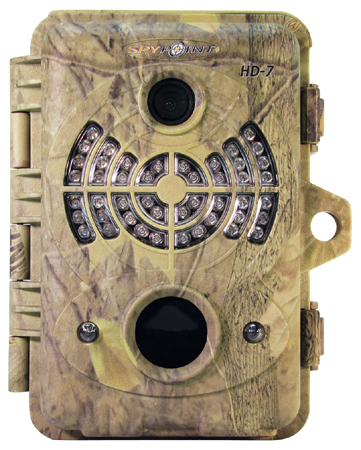 New From Spypoint HD-7 Trail Camera