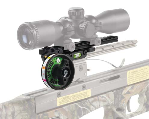 HHA Sports Optimizes Accuracy With Optimizer Speed Dial Sight System