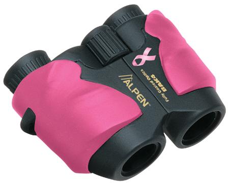 Fight Cancer with Alpen Optics Pink Series Binoculars