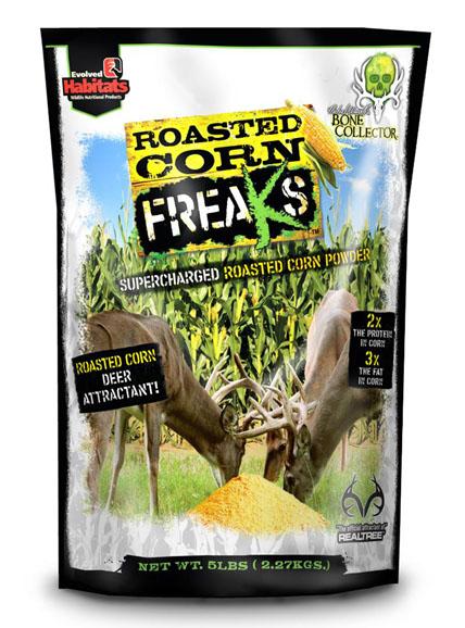 New Roasted Corn Freaks