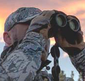 Hunting with Lower Magnification Binoculars