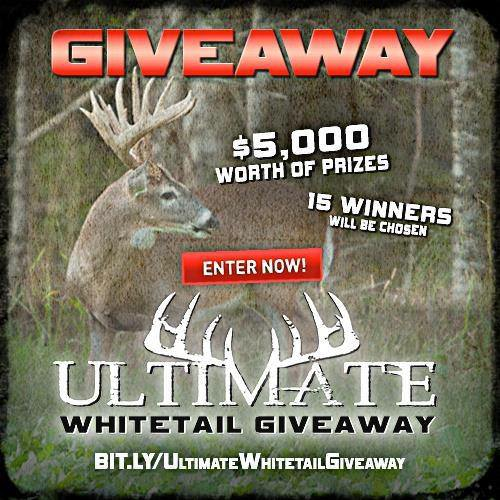 Last Call to Win Over $5,000 Worth of Hunting Products