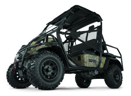 Bad Boy Buggies Ambush iS  New Generation 4×4 Hybrid