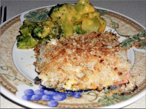 Cookin' With SusieQ: Baked Salmon