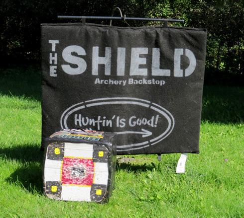 Gear Review: Shield Archery Backstop by B.U.P. Sports