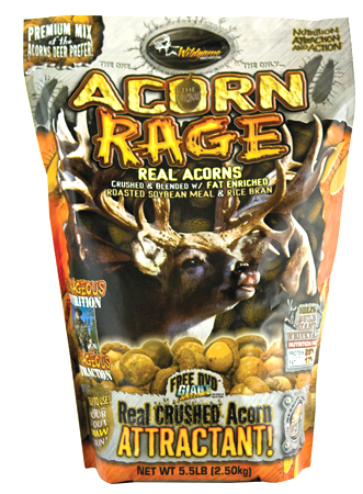 Wildgame Innovation's Acorn Rage Products | Bowhunting.Net