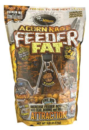 Acorn Rage Feeder Fat
