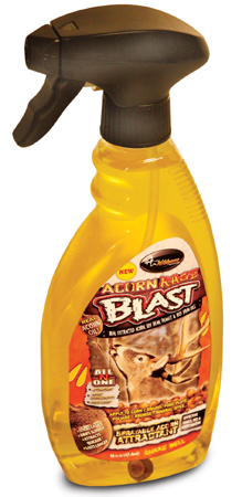 Acorn Rage Blast