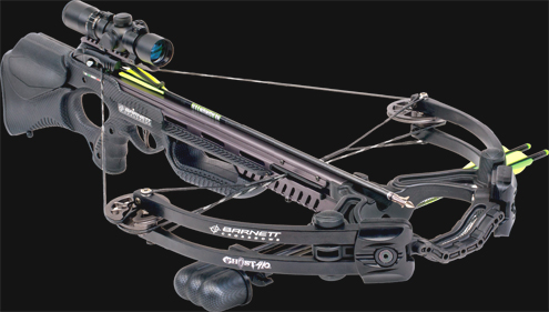 Gear Review: Barnett Ghost 410 Crossbow