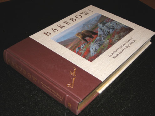 Barebow Book for the Avid Archer