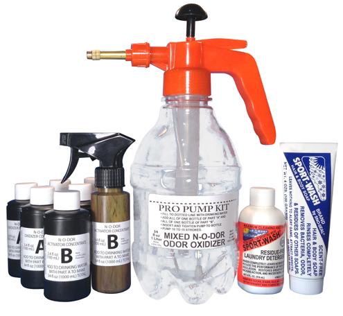 N-O-Dor Pro Pump Kit by Atsko