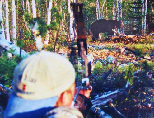 -- When taking a shot during any hunt, the last thing on a bowhunter's mind should be thoughts of missing and blowing the opportunity. Erase all doubts. Think positive and score!