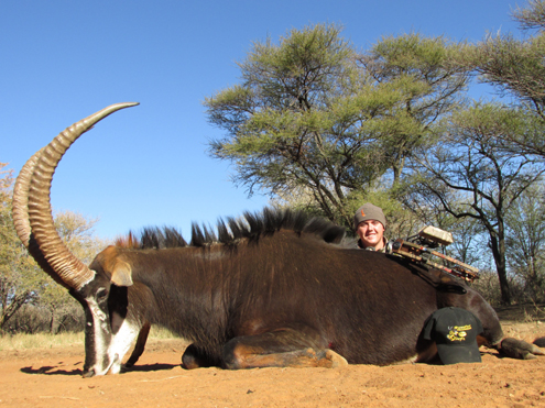 One of the most majestic, awe inspiring game animals is now added to the authors impressive list of bow taken trophies.
