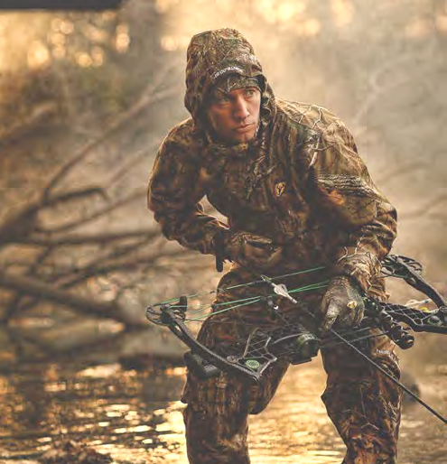 Best scent control begins with ScentBlocker Trinity™ clothing.