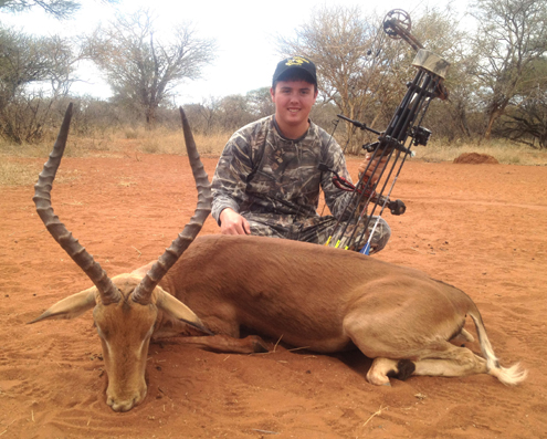 Ty with this great Impala.