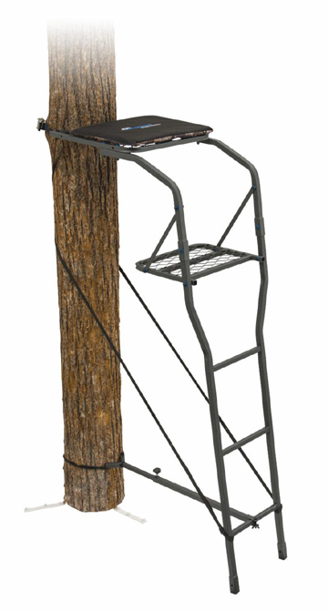 New 15 Warrior Ladder Stand From Ameristep 174 Bowhunting Net