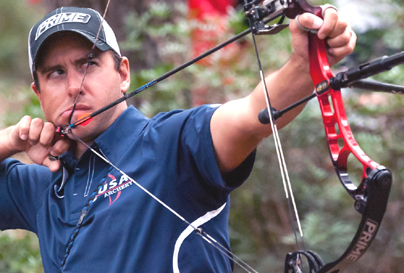 G5 Prime Shooter, Dave Cousins Makes Archery History