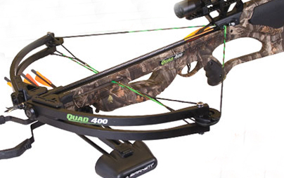 Barnett's Quad 400 – Redefining the Ultimate Hunting Crossbow