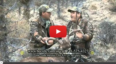 From HECS TV: HECS Oregon Mule Deer