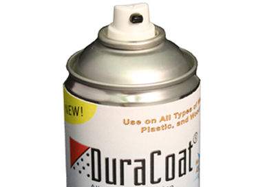 The Wait is Over – DuraCoat in an AEROSOL!