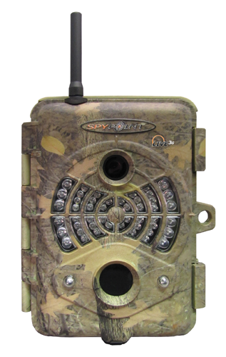 The SPYPOINT® LIVE -3G Game Camera