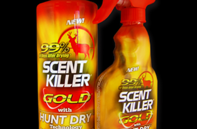 Wildlife Research Center: Scent Killer Gold Spray