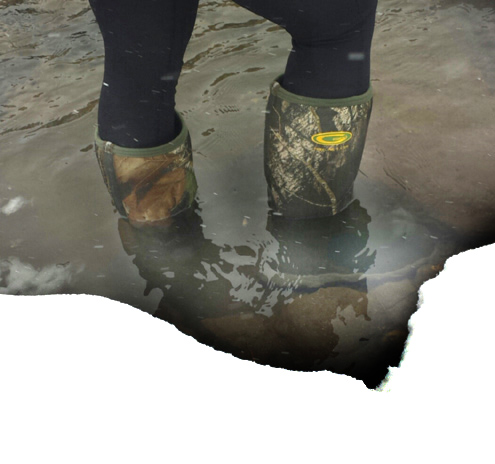 GRUBS Boots, keeping outdoors people comfortable and dry since 1776!