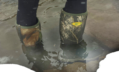'GRUBS' Boots: What to Wear Outdoors