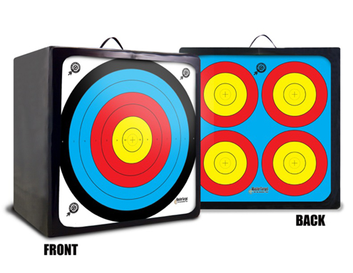 Add a Little Life to Target Shooting Removable High Definition DuraShot™ No-Tear Faces Now Available
