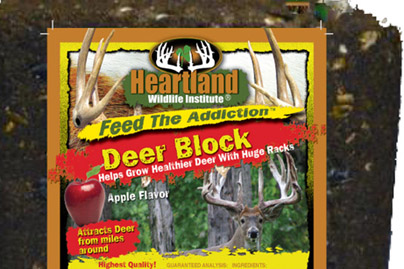 Heartland's Rack Maker Deer Blocks