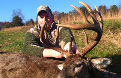 Southern Ohio Outfitters Offer Great Hunts!