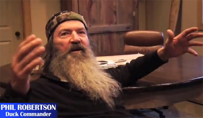 "Phil Robertson, ""One Thing I've Learned"""