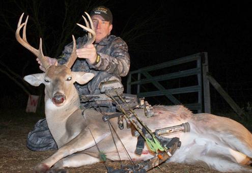 Nice management buck taken during the 2012 hunting season