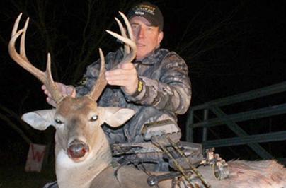 Evolution of a Deer Hunter