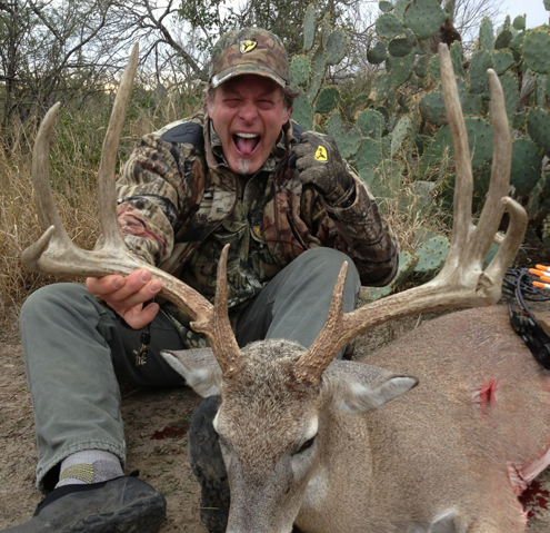 Ted Nugent joins the ScentBlocker Team